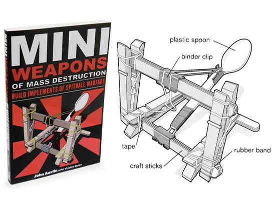 The best-selling book on weaponised making